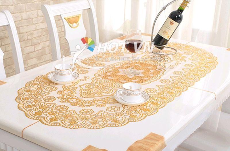 Khăn trải bàn đẹp 60cmx120cm giá sỉ, giá bán buôn