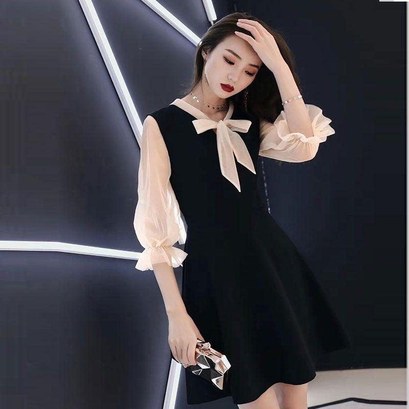 Đầm Vintage Thắt Nơ Sang Trọng giá sỉ, giá bán buôn