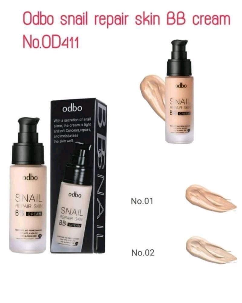BB Cream Ốc Sên ODBO OD411 Thái Lan giá sỉ, giá bán buôn