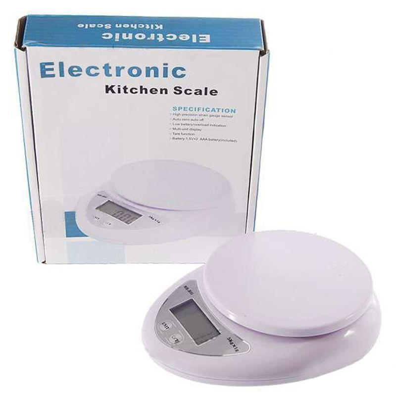 Cân điện tử thực phẩm cho nhà bếp Electronic kitchen 5kg giá sỉ, giá bán buôn