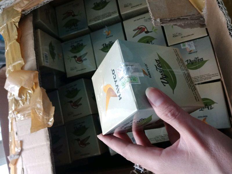 trà giảm cân Vytea cty giá sỉ, giá bán buôn