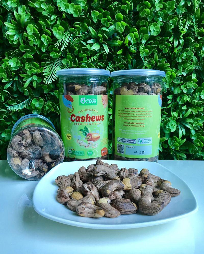 Hạt điều nguyên vỏ lụa Australia St Food 350 Grams - Australia giá sỉ, giá bán buôn