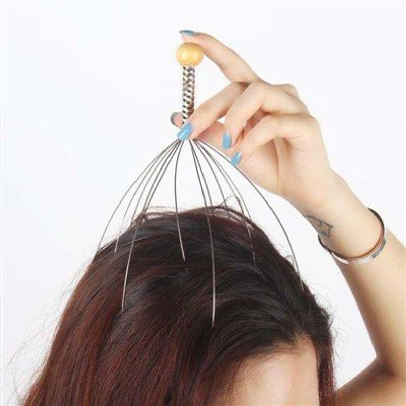 Kết quả hình ảnh cho cây massage đầu bạch tuộc