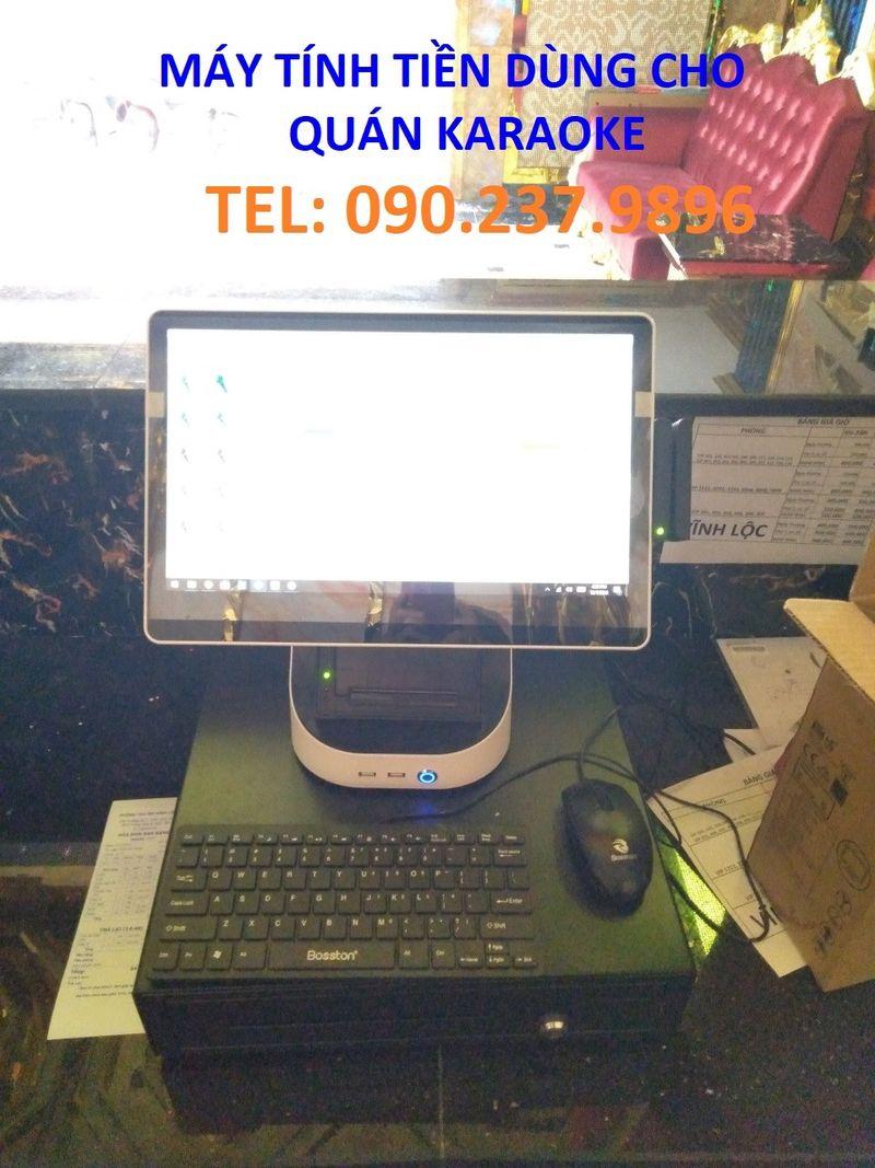 Chuyên lắp đặt máy tính tiền trọn bộ chonhà hàngtại Quận 2 giá sỉ, giá bán buôn