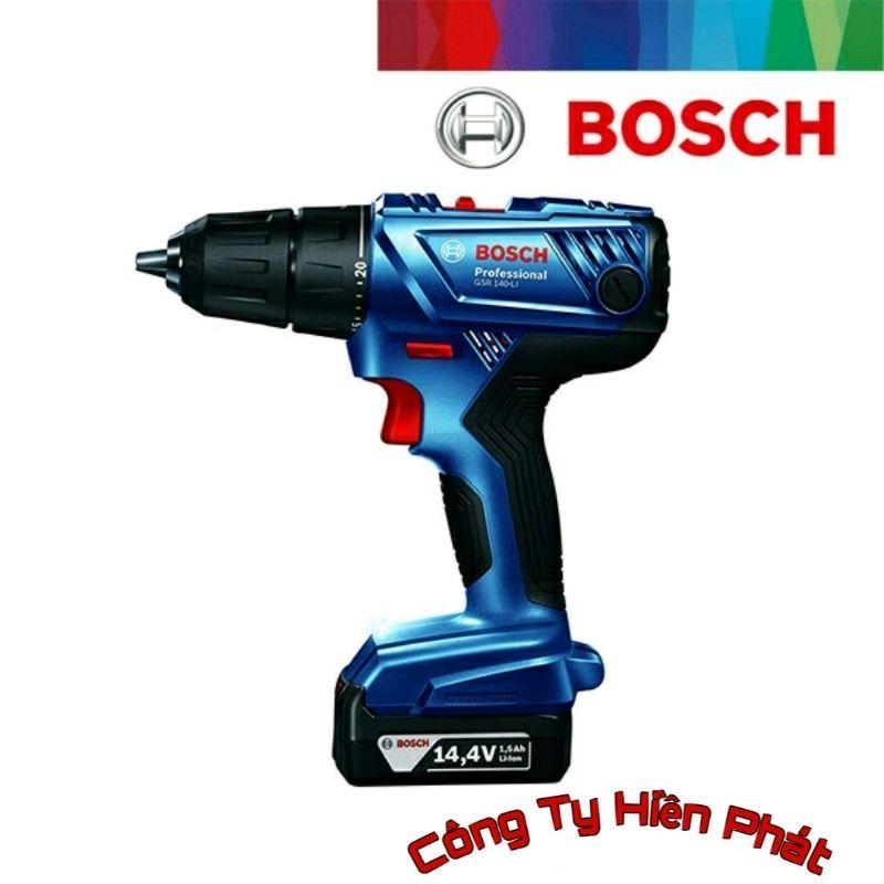 Máy Khoan Pin GSR 140-LI 14V kèm phụ kiện giá sỉ, giá bán buôn