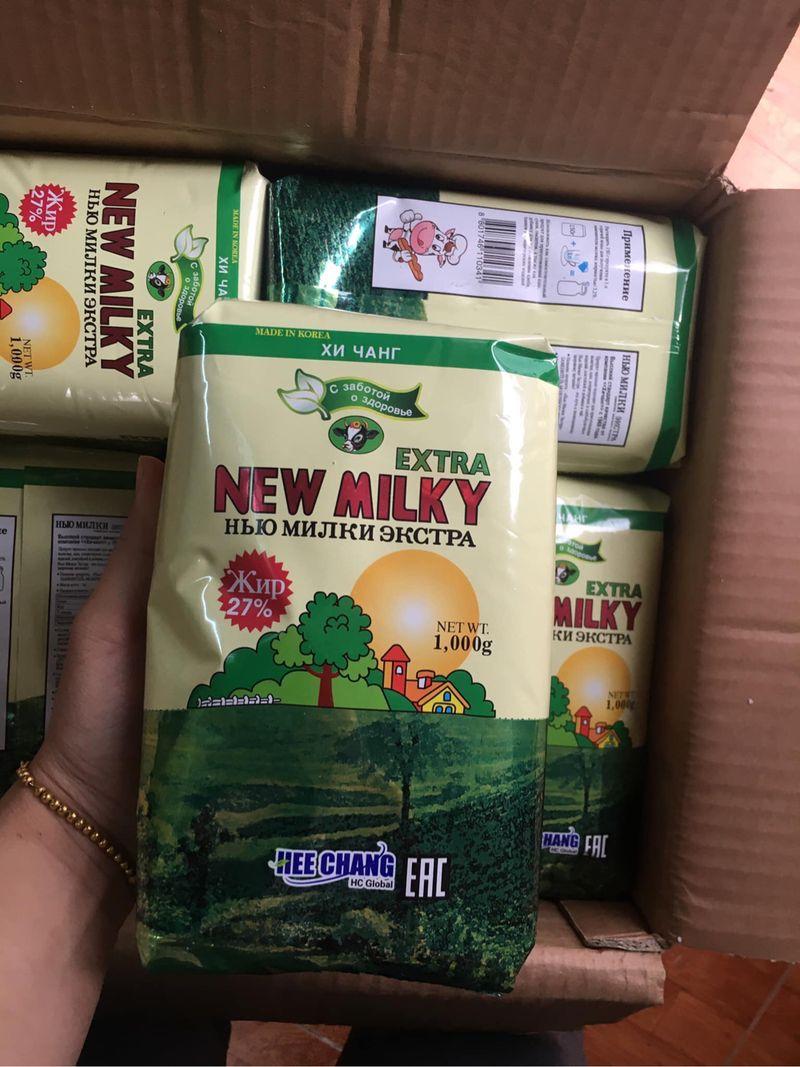Sữa Tăng cân Nga Sữa cho người Gầy giá sỉ, giá bán buôn