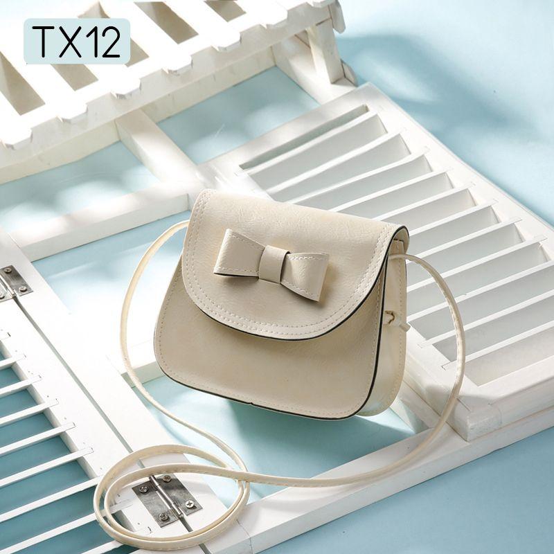 Túi đeo vai đeo chéo nữ DAVANO khóa nơ TX12 giá sỉ, giá bán buôn