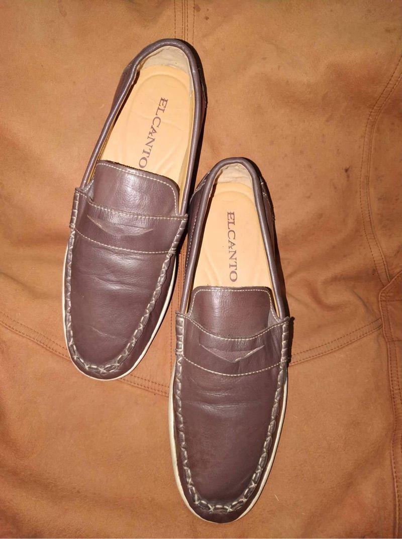 Giày lười da thật giá sỉ, giá bán buôn