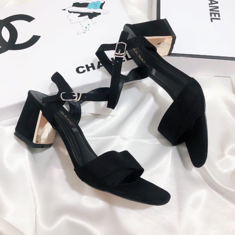 Giày sandal hở hậu giá sỉ, giá bán buôn