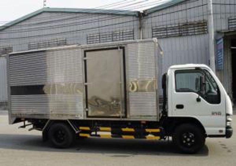 Xe tải Isuzu 1 tấn thùng kín QKR77FE4 giá 485 triệu Giá lăn bánh giá sỉ, giá bán buôn