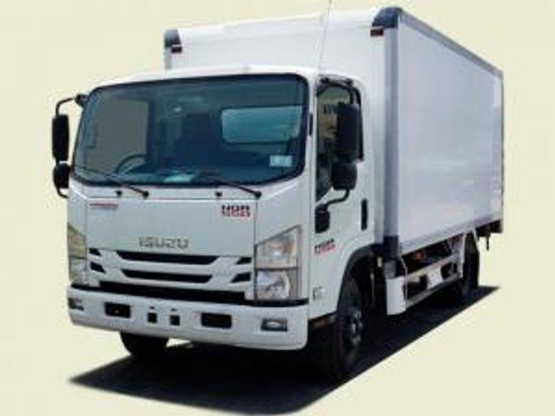 Xe tải Isuzu 5T thùng bảo ôn - Nqr75le4 980 triệu lăn bánh giá sỉ, giá bán buôn