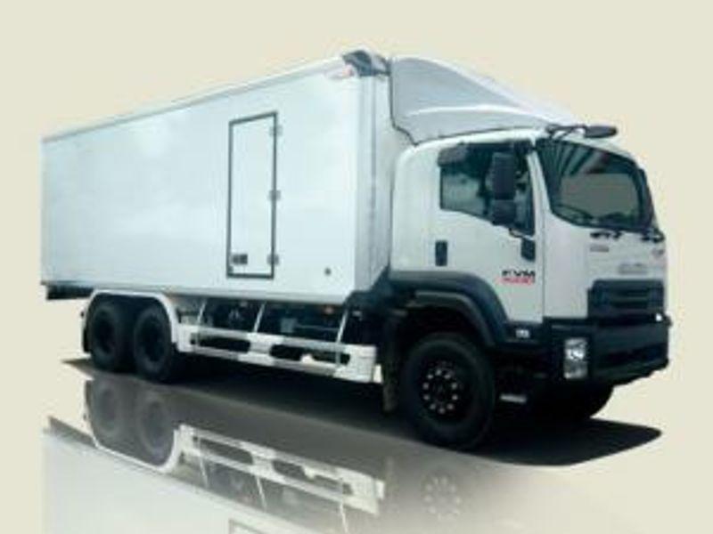Xe tải Isuzu 14T5 thùng bảo ôn - FVM34WE4 thùng dài 7m66 2 tỉ giá sỉ, giá bán buôn