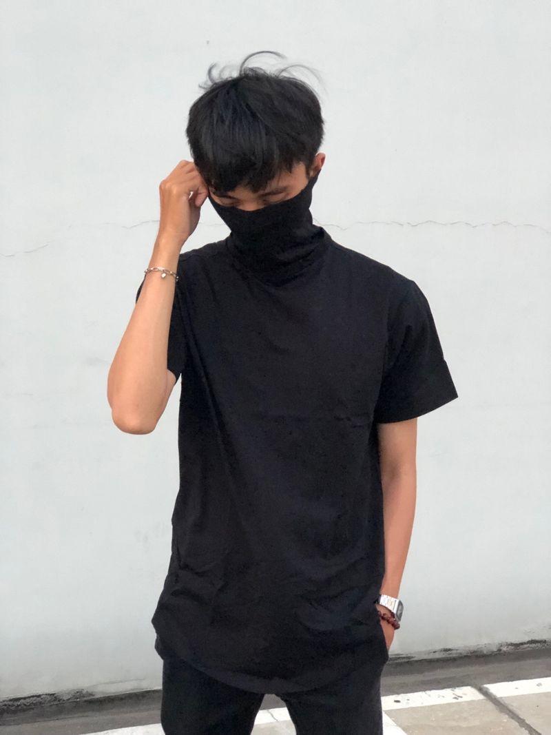 Áo thun vạt bầu ninja giá sỉ, giá bán buôn