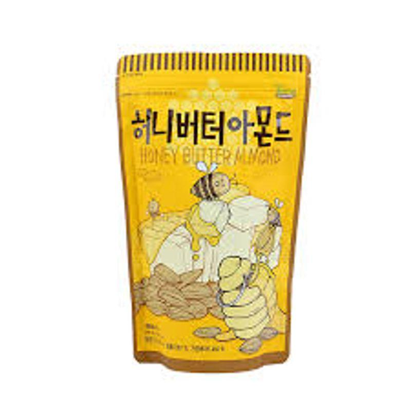 hạt hạnh nhân tẩm bơ mật ong hàn quốc tom s farm 210 giá sỉ, giá bán buôn