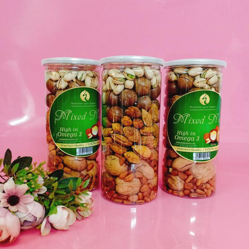 Mixed 6 hạt còn vỏ 500g Giá bán buôn bán sỉ