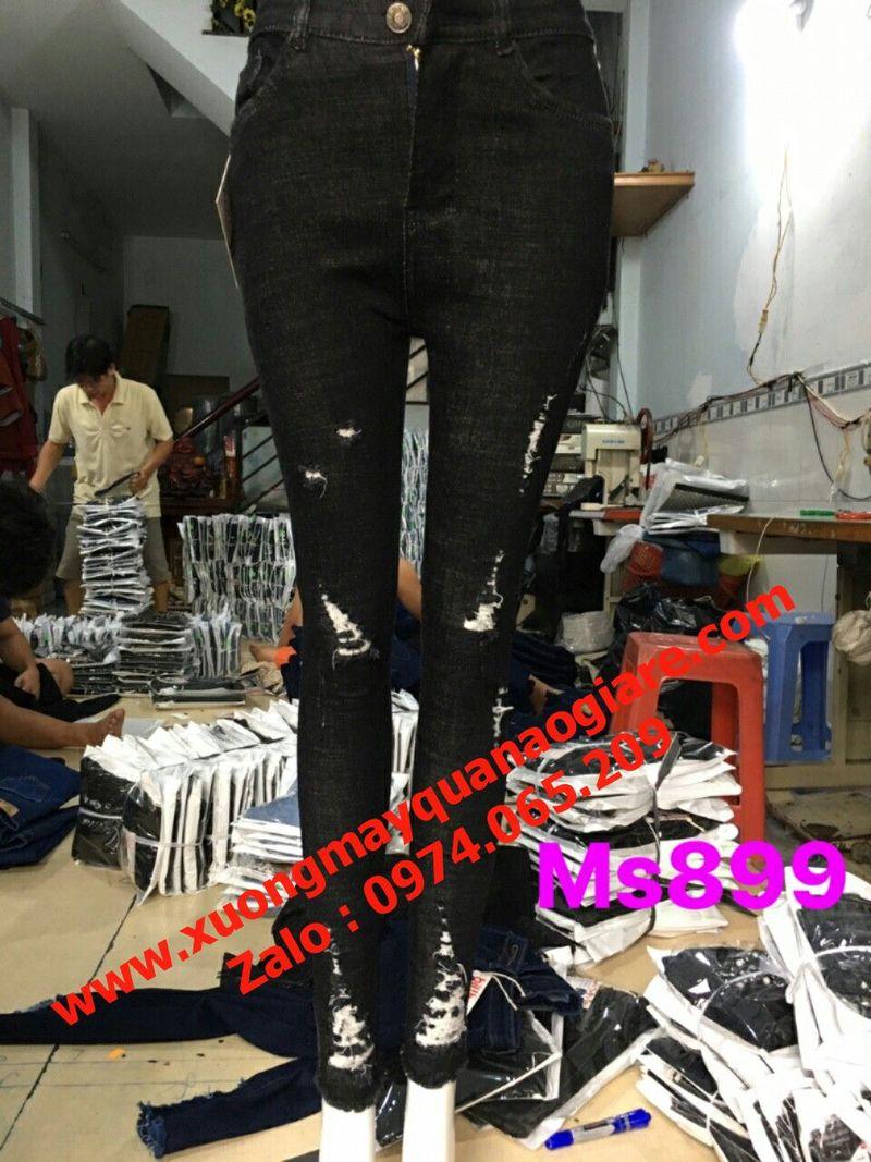 Sỉ Quần Jean Nữ Tại Hà Nội giá sỉ, giá bán buôn