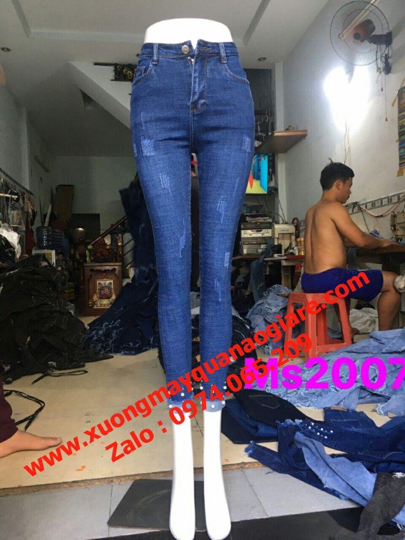 Sỉ Quần Jean Nam Nữ giá sỉ, giá bán buôn