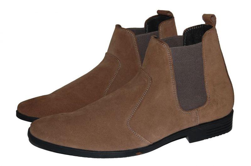 Giày boot nam da bò thật Bảo hành 12 thángMS B128 giá sỉ, giá bán buôn