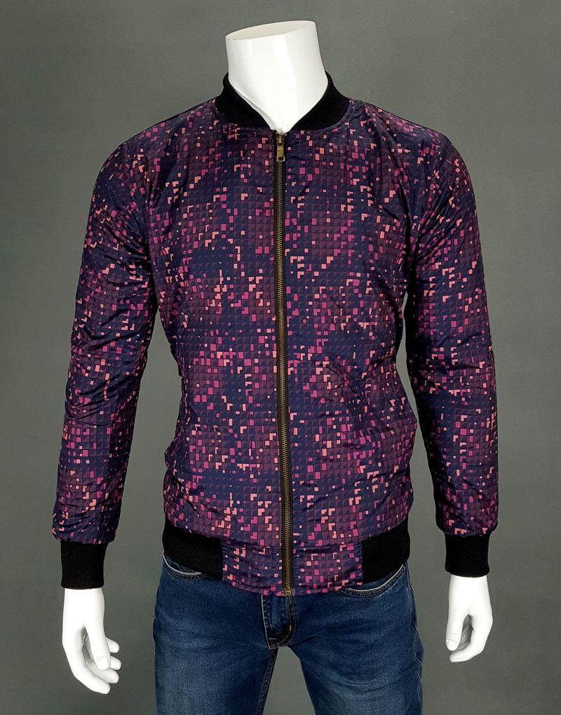 áo khoác dù tím giá sỉ, giá bán buôn