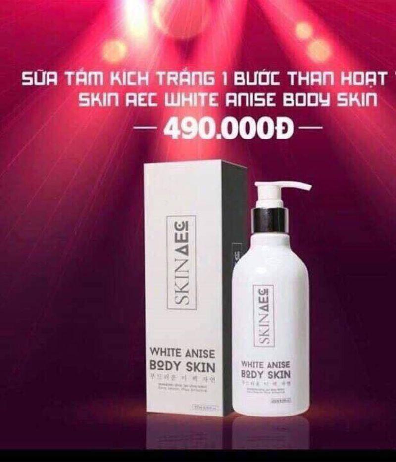 Sữa tắm trắng Skin ACE giá sỉ, giá bán buôn