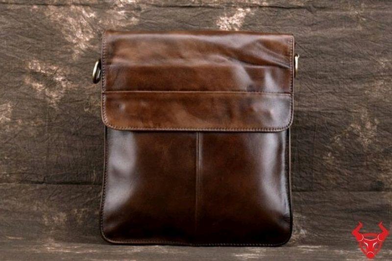 Túi Da Nam Đeo Chéo Đựng Ipad 97 inch giá sỉ, giá bán buôn