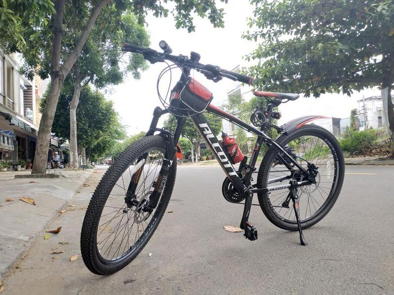 xe đạp địa hình Alcott 680XC màu cam giá sỉ, giá bán buôn