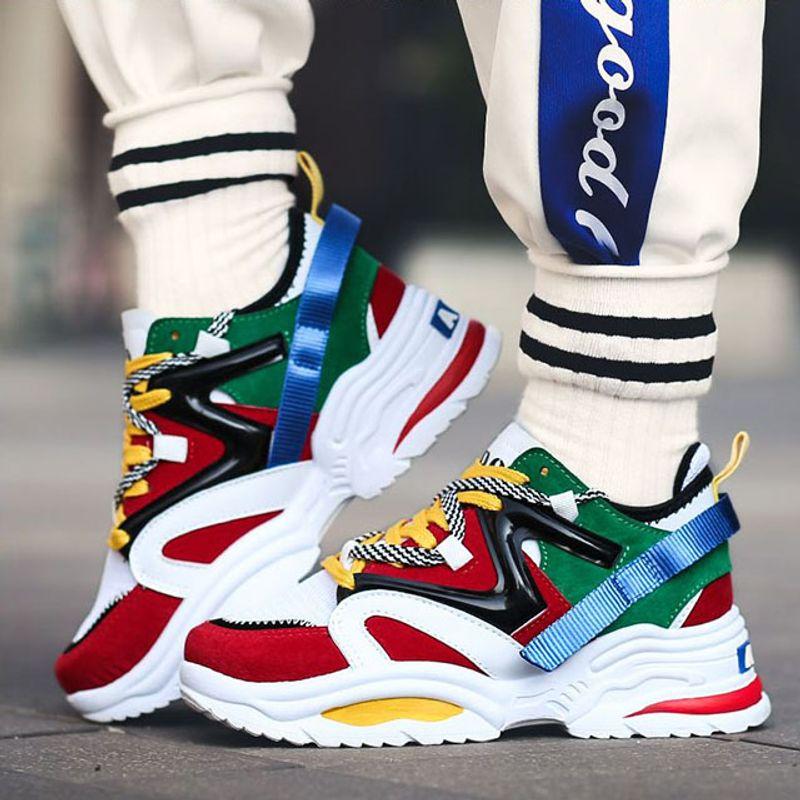 Giày thể thao nam thời trang hot trend 2019 giá sỉ, giá bán buôn