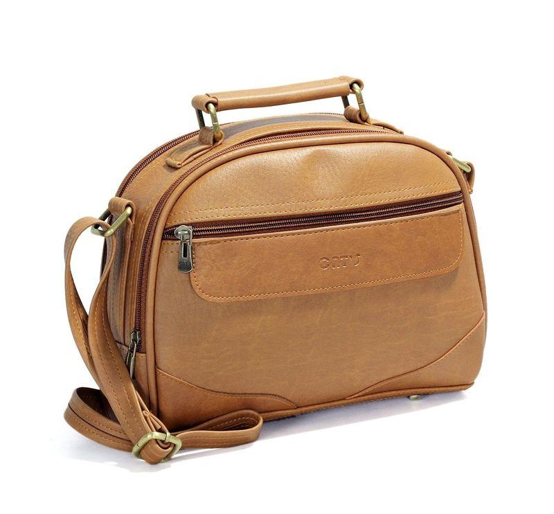 Túi đeo chéo nữ CNT TĐX42 cao cấp BÒ LỢT giá sỉ, giá bán buôn