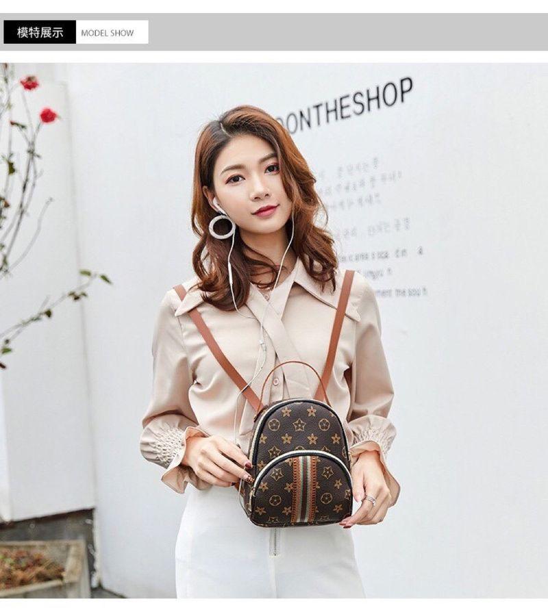 Túi đeo chéo mini hoạ tiết giá sỉ, giá bán buôn