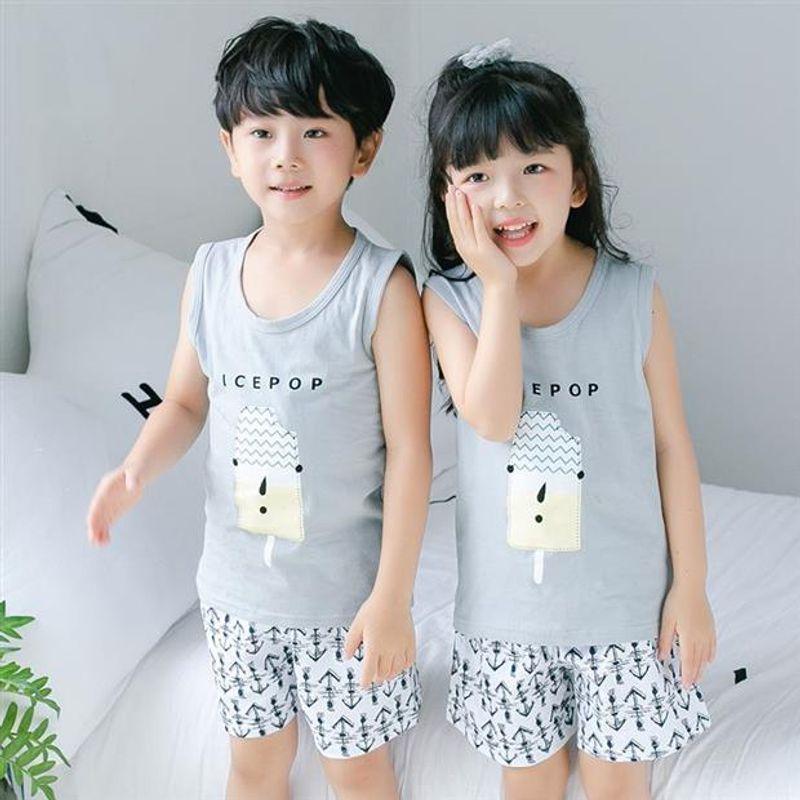 Bộ quần áo cho trẻ sơ sinh chất liệu thun cotton thoáng mát 104 giá sỉ