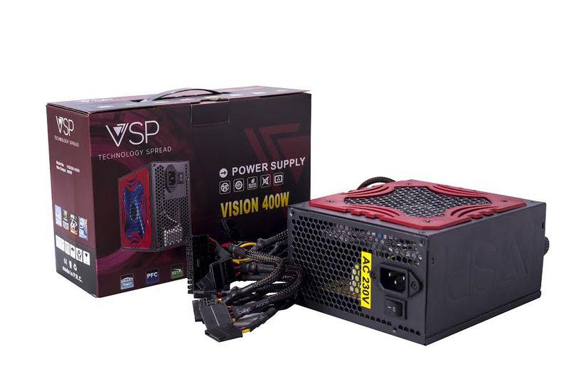 NGUỒN VISION-300W FAN 12CM CH BOX