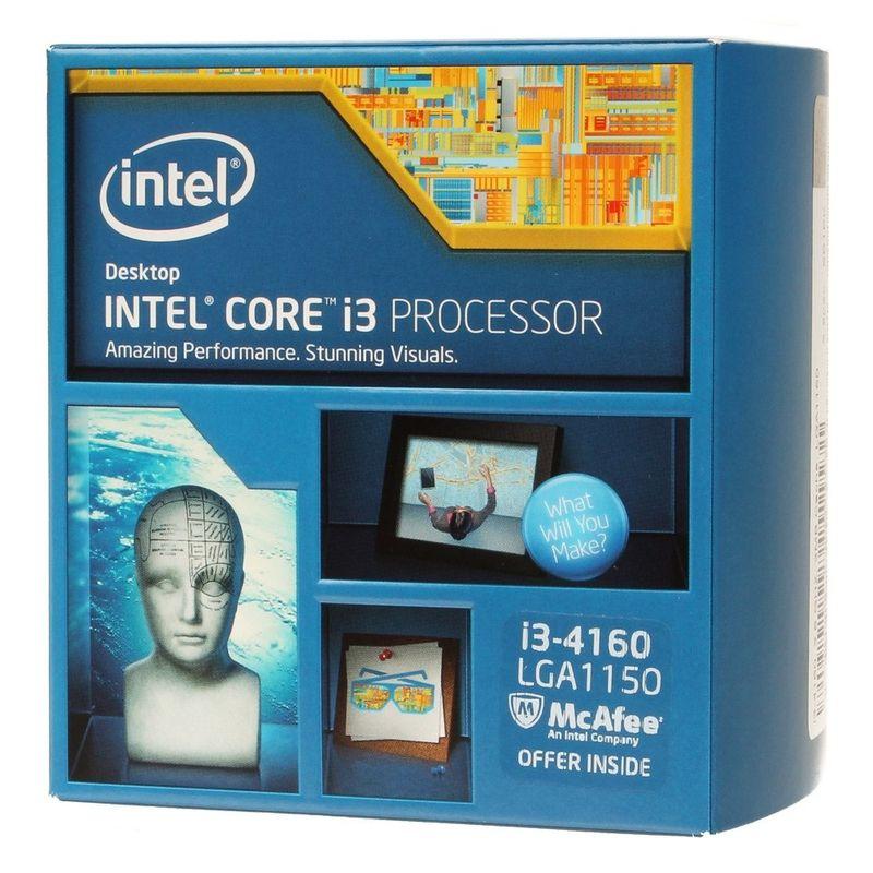 CPU Intel Core i3-4160 Tray Fan Box SOCKET 1150 giá sỉ, giá bán buôn