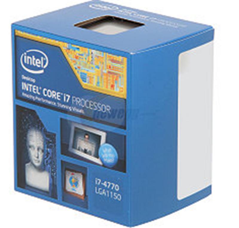 CPU Intel Core i7-4770 Tray Fan Box SOCKET 1150 giá sỉ, giá bán buôn