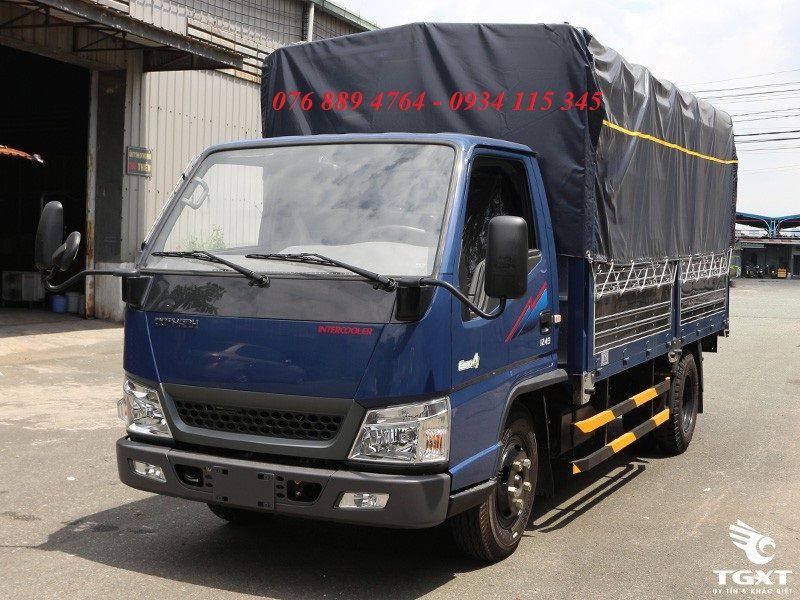 Bán xe tải Hyundai IZ49 - 25 tấn giá thương lượng giá sỉ, giá bán buôn