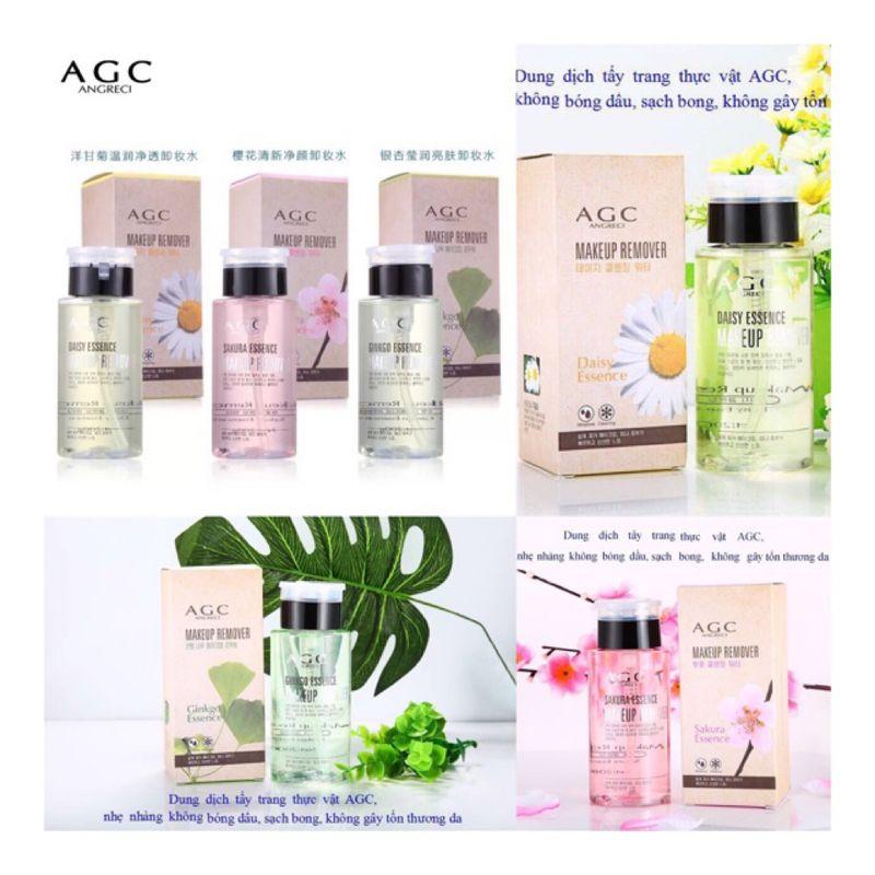 Nước tẩy trang thực vật AGC giá sỉ, giá bán buôn