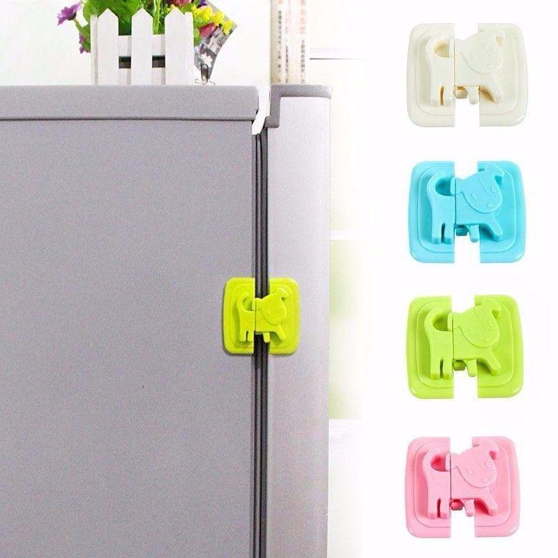 Dụng Cụ Khóa Tủ Lạnh Đa Năng giá sỉ, giá bán buôn