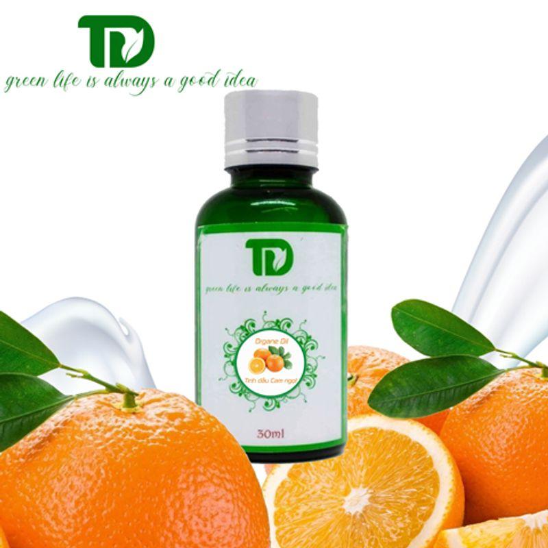 Tinh dầu cam ngọt nguyên chất 10ml giá sỉ, giá bán buôn
