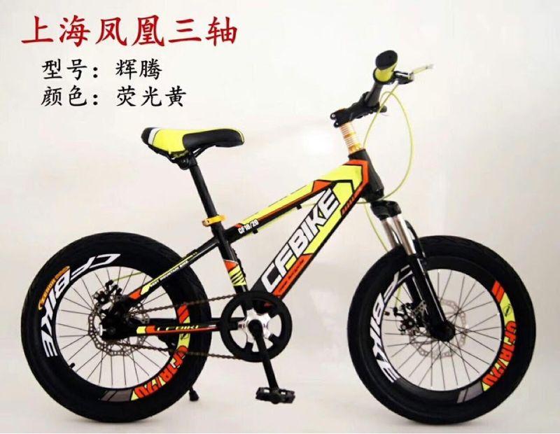 Xe đạp địa hình phanh đĩa bánh size 20