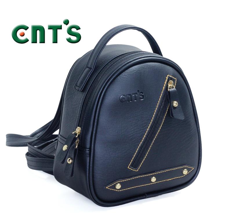 Balo nữ thời trang CNT BL44 Đen giá sỉ, giá bán buôn