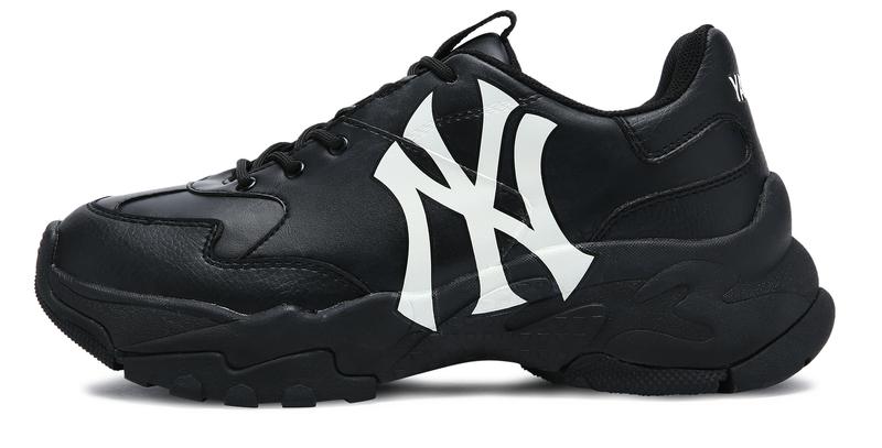 Giày MLB New York Big Ball Chunky đen giá sỉ, giá bán buôn