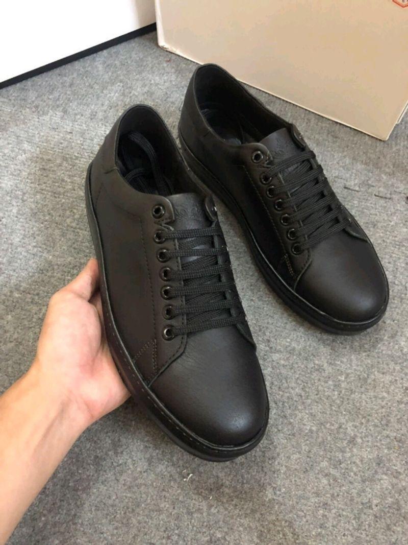 giày thể thao nam màu đen hàng siêu cấp