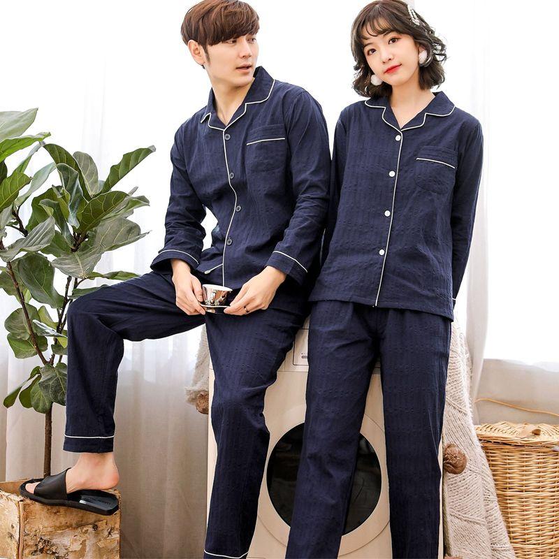 Bộ đồ ngủ Nam chất liệu cotton pha đũi vô cùng thoáng mát thoải mái 208 giá sỉ, giá bán buôn