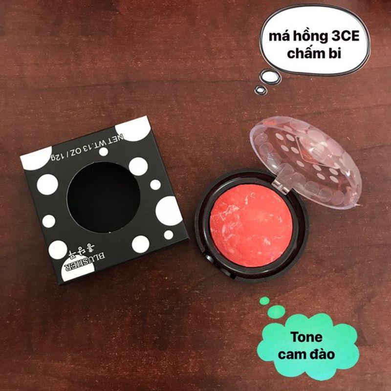 Phấn Má Hồng Chấm Bi 3CE Blusher giá sỉ, giá bán buôn