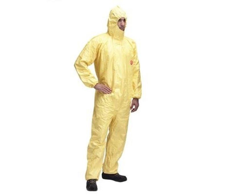 Cung cấp quần áo chống hóa chất Dupont Tychem C tại TP HCM giá sỉ, giá bán buôn