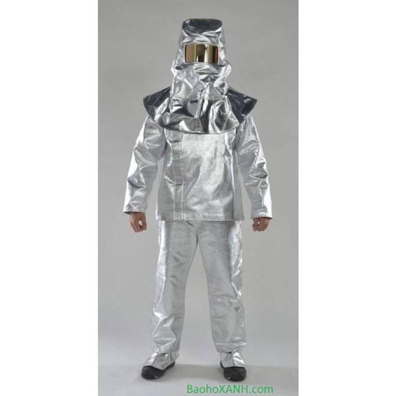 Cung cấp quần áo chống nóng chịu nhiệt tráng bạc Dickson cao tại TP HCM giá sỉ, giá bán buôn