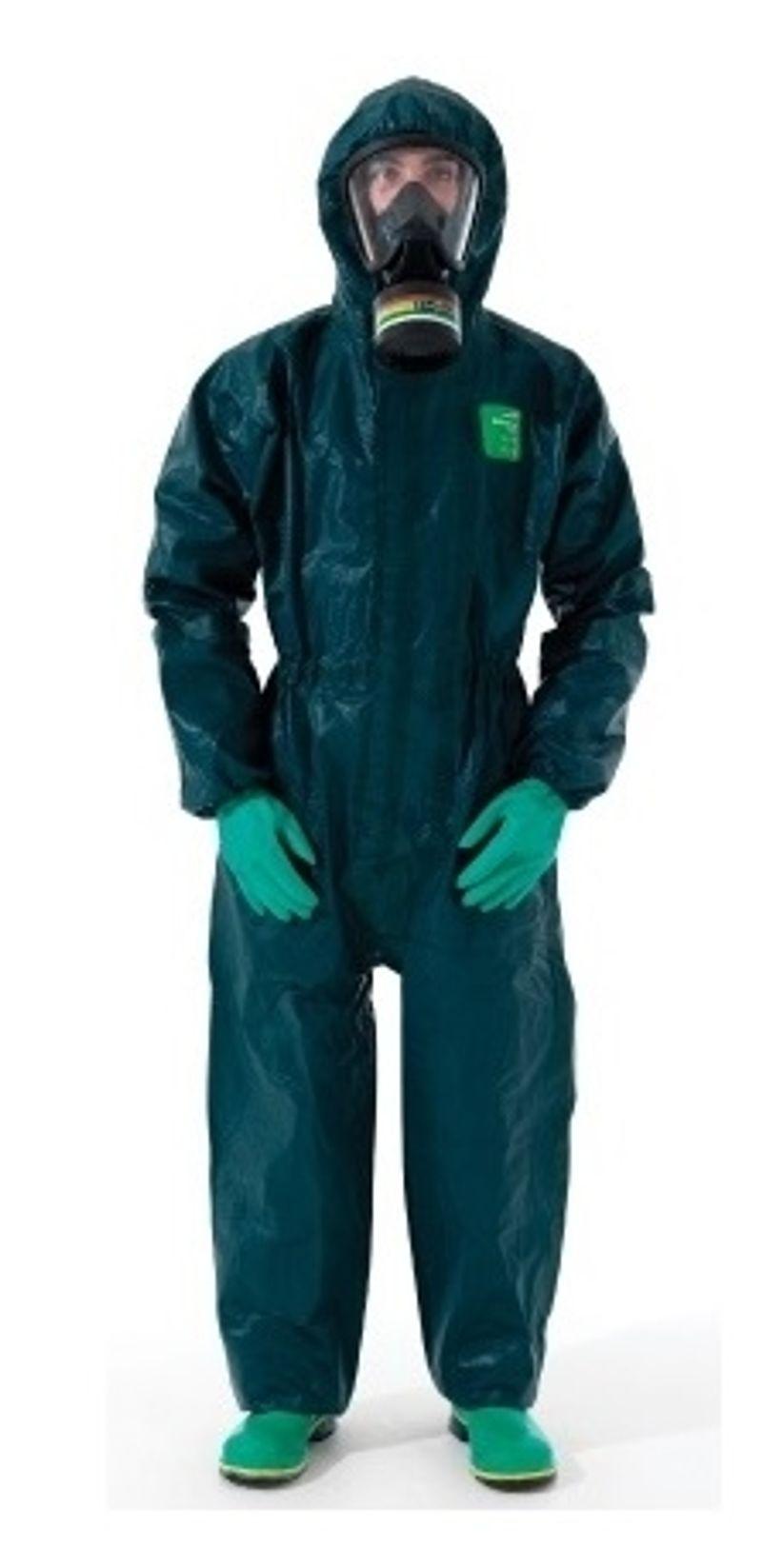 Cung cấp quần áo chống hóa chất MICROCHEM 4000 tại TP HCM giá sỉ, giá bán buôn