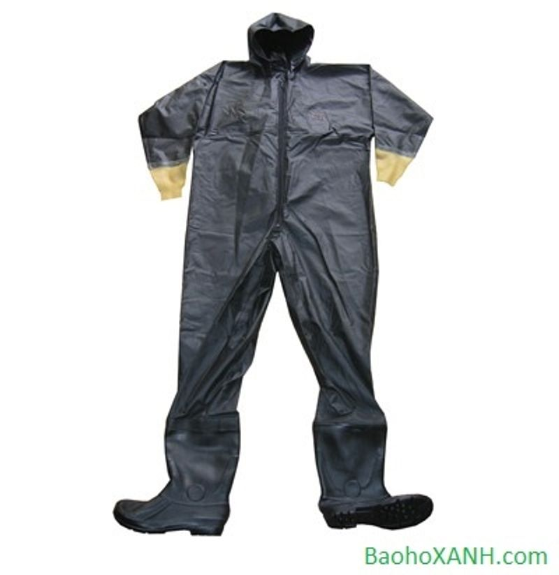 Cung cấp quần áo bảo hộ lao động liền quần chống axit tại TP HCM giá sỉ, giá bán buôn