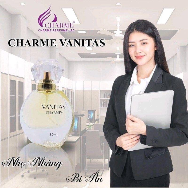 charme nước hoa vanitas giá sỉ, giá bán buôn