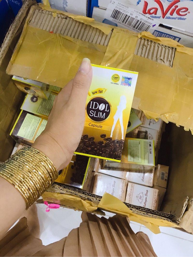 Cafe idol mẫu hộp mới chuyên sỉ rẻ nhất