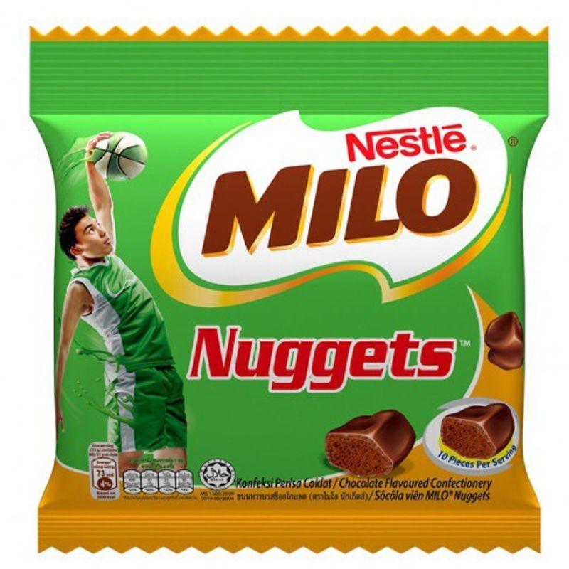 Bánh xốp Milo Nuggets Thái Lan giá sỉ, giá bán buôn